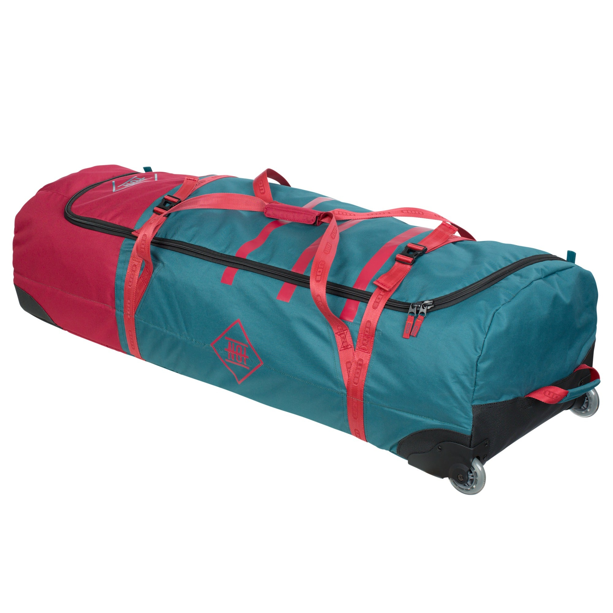 GEARBAG CORE 165 PETROL/RED