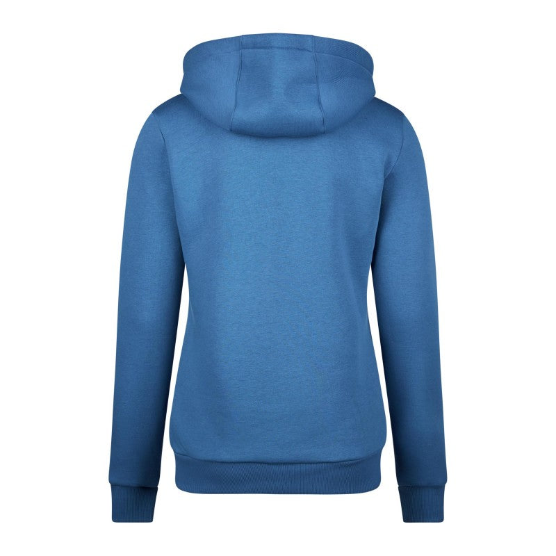 BRAND HOODIE SWEAT DENIM BLUE