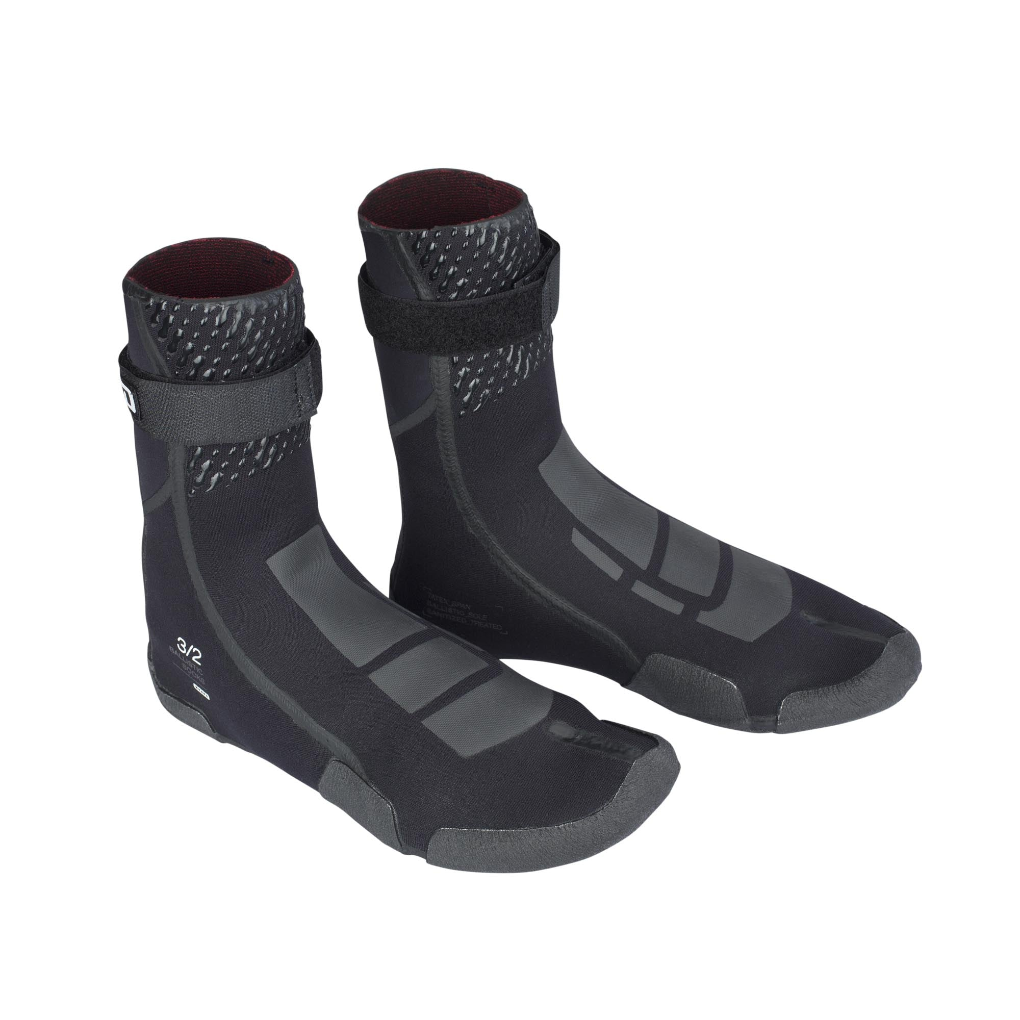 BALLISTIC SOCKS 3/2 BLACK