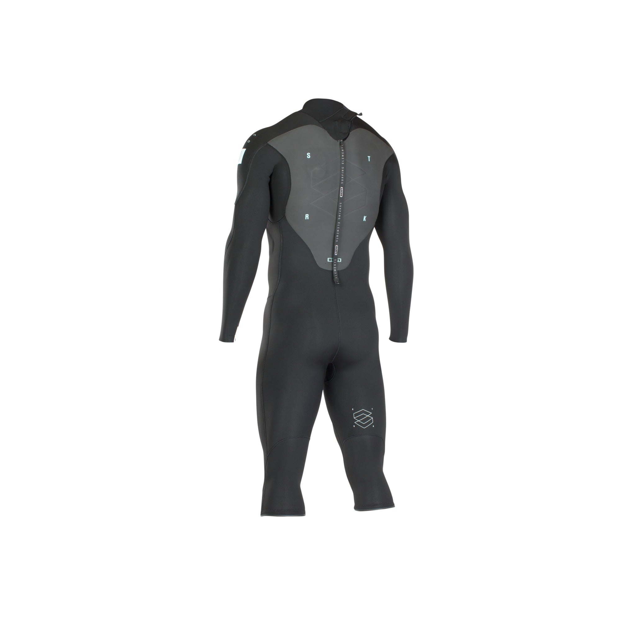 STRIKE CORE OVERKNEE 4/3 BLACK