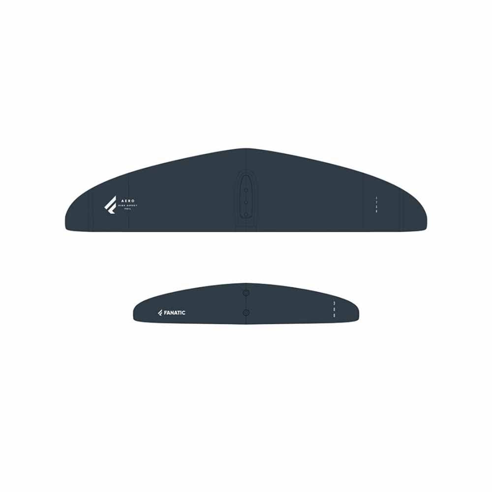 AERO FOIL HIGH ASPECT WING SET 2000/300