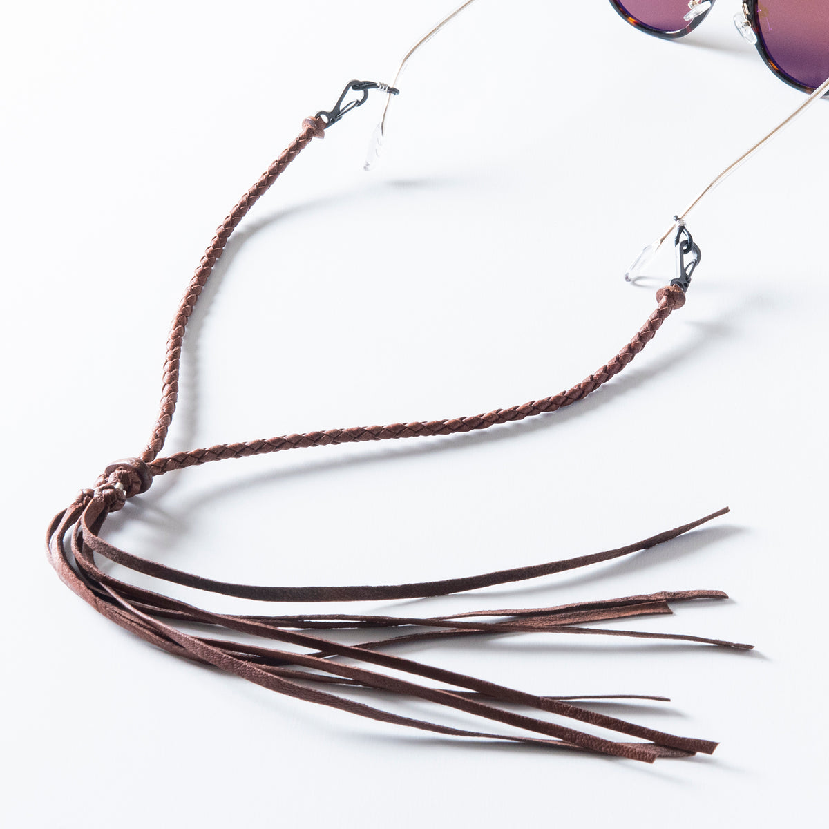 Deer Braided Mask Strap / Fringed