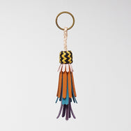 Colorful Tassel Keyring