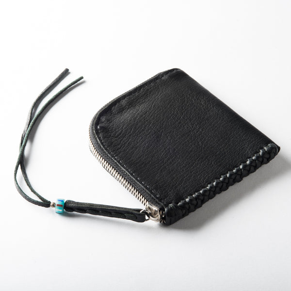 Zipper Wallet Half
