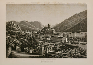 Bellinzona Aquatinta