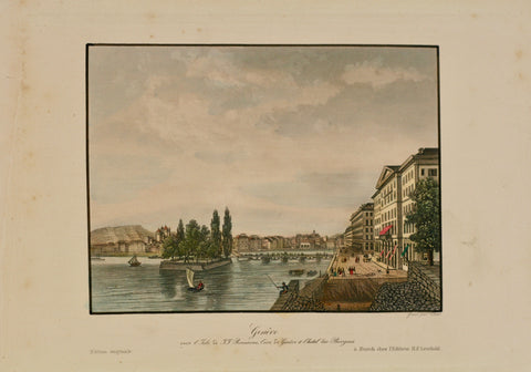 Geneve Aquatinta