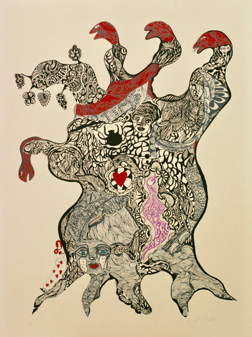 Niki de Saint-Phalle - Nana Power: Monster 1