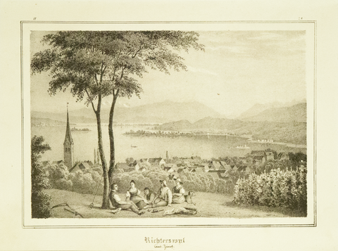 richterswil lithographie