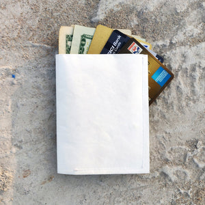 Gold Rush SuperSlim Tyvek Paper Wallet right