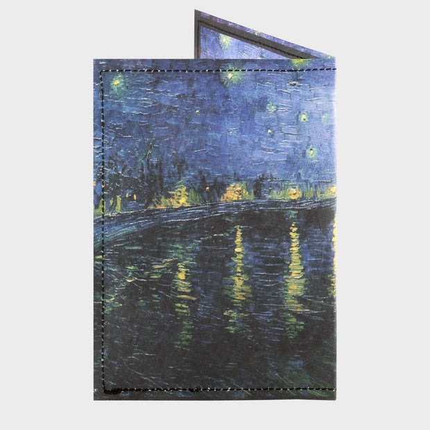 Starry Rhone Night Travel Wallet - Supervek.com