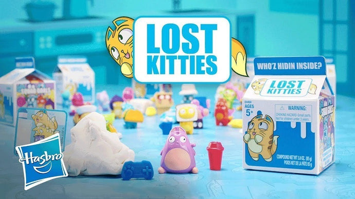 Lost Kitties Hasbro: quanto costano e dove comprarli!