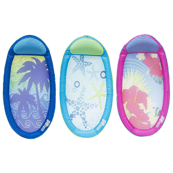 Swimways - Spring Float - Materassino Gonfiabile Con Decorazioni (Assortimento), Swimways, Wigashop