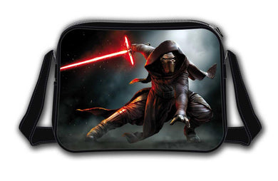 Star Wars - The Force Awakens - Kylo Ren Fighting Stance Messenger Bag (Borsa A Tracolla), TimeCity, Wigashop