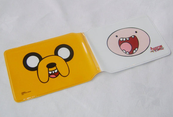 Adventure Time - Faces (Portatessere) - Wigashop
