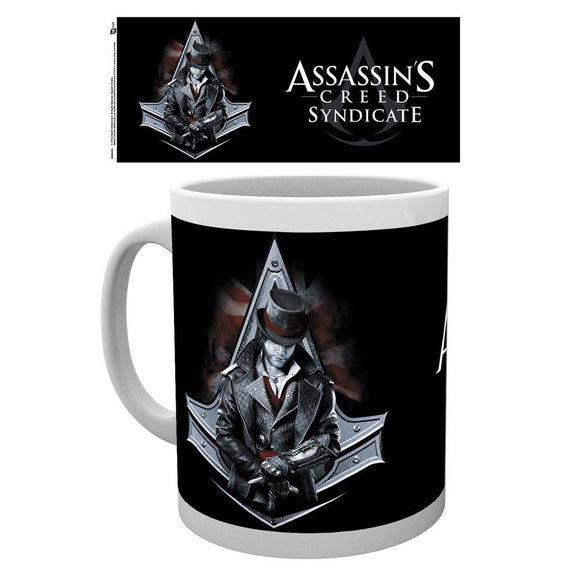 Assassin's Creed Syndicate - Jacob (Tazza), GB Eye, Wigashop