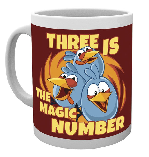 Angry Birds - Magic Number (Tazza), GB Eye, Wigashop