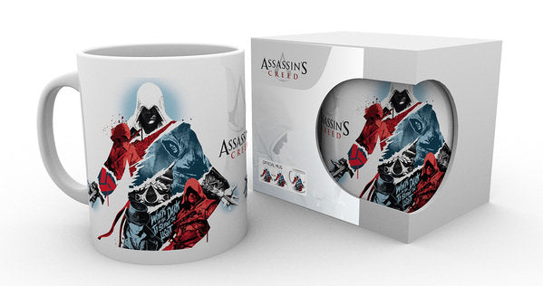 Assassin's Creed - Compilation 2 (Tazza), GB Eye, Wigashop