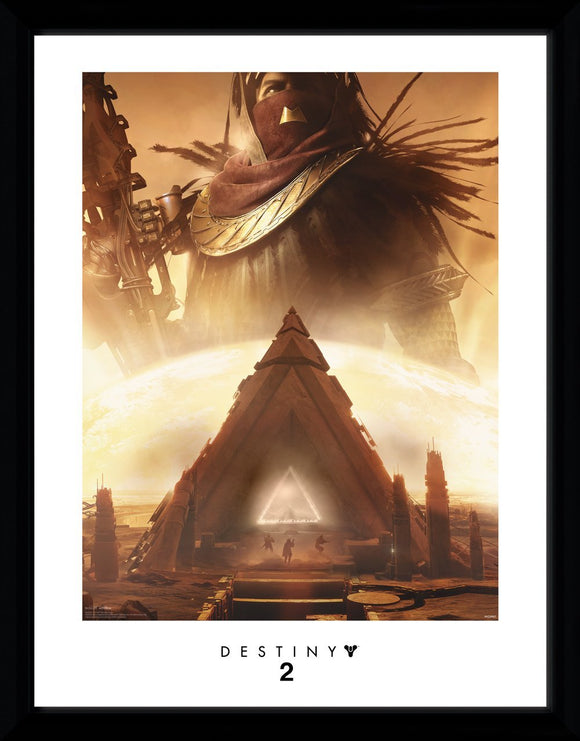 Destiny 2 - Cure Of Osiris (Stampa In Cornice 30x40cm), Wigashop, Wigashop