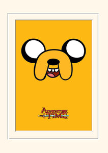 Adventure Time - Jake (Stampa 30X40 Cm), Pyramid, Wigashop