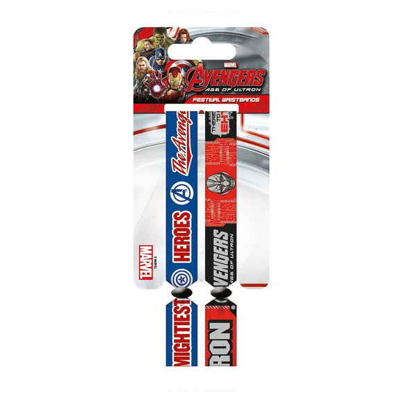 Avengers - Age Of Ultron (Braccialetto) - Wigashop