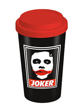 Dark Knight (The) - Obey The Joker (Tazza Da Viaggio), Pyramid, Wigashop