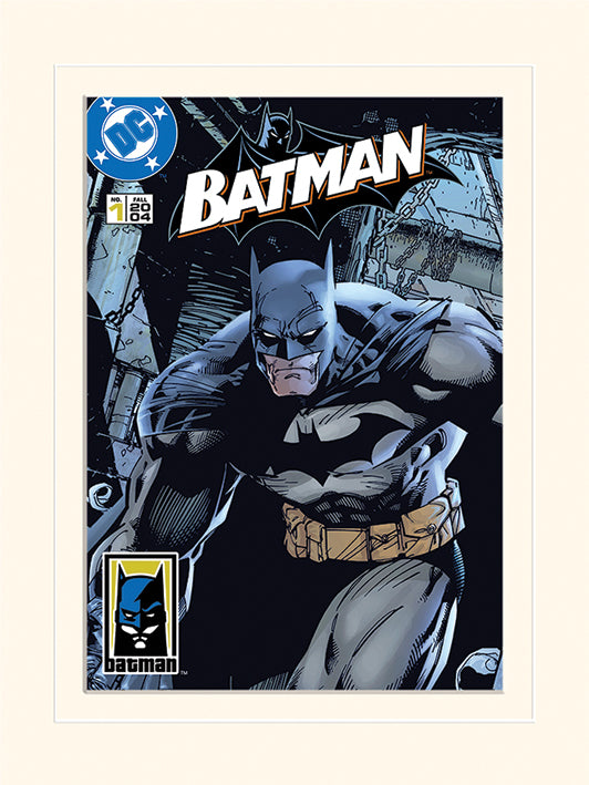 Batman - Prowl Comic Cover (Stampa 30X40 Cm), Pyramid, Wigashop
