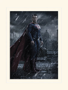 Batman V Superman (Superman) (Stampa 30X40 Cm), Pyramid, Wigashop