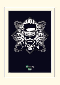 Breaking Bad -  (Obey Heisenberg) (Stampa 30X40 Cm), Pyramid, Wigashop