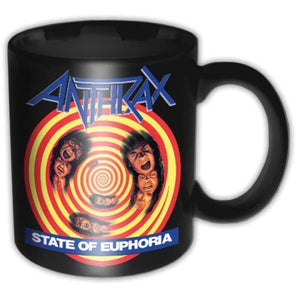 Anthrax - State Of Euphoria (Tazza), Rock Off, Wigashop