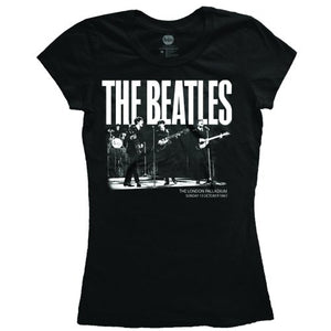 Beatles (The) - Palladium 1963 (T-Shirt Donna Tg. XL) - Wigashop