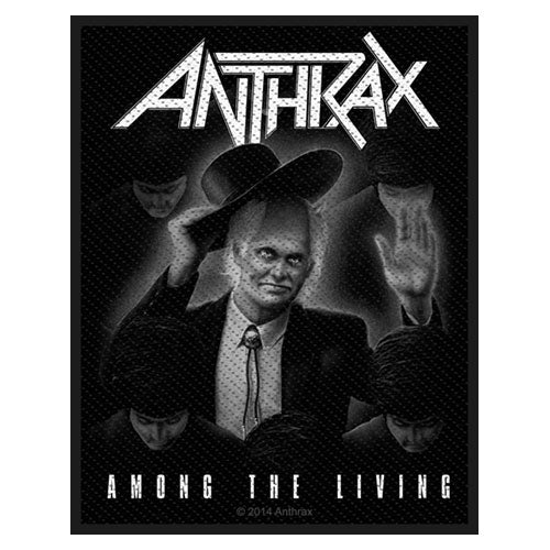 Anthrax - Among The Living (Toppa), Rock Off, Wigashop