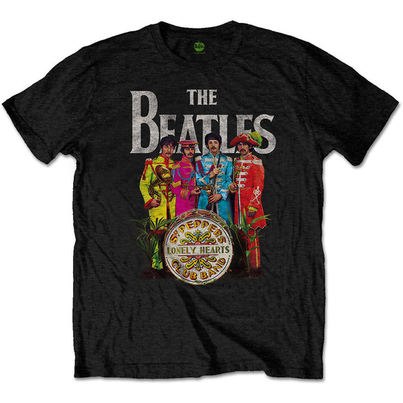 Beatles (The) - Sgt Pepper (T-Shirt Unisex Tg. L), Wigashop, Wigashop
