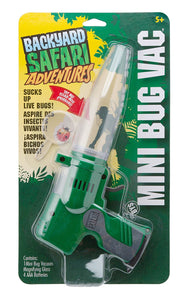 Backyard Safari - Mini Bug Vac, Backyard Safari, Wigashop