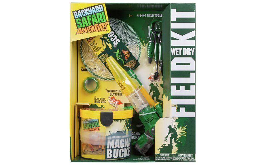 Backyard Safari - Wet/Dry Field Kit, Backyard Safari, Wigashop