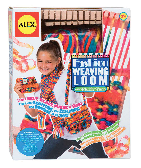 Alex Fai Da Te - Fashion Weaving Loom, Alex Brands, Wigashop