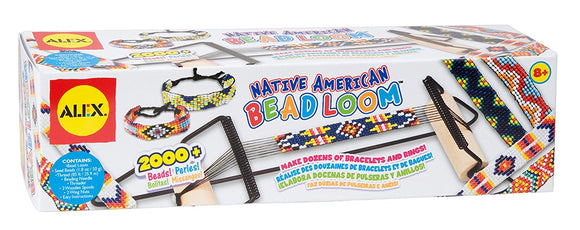 Alex Fai Da Te - Native American Bead Loom, Alex Brands, Wigashop