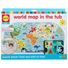 Alex Bagno - World Map, Alex Brands, Wigashop