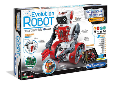 Evolution Robot, Clementoni, Wigashop