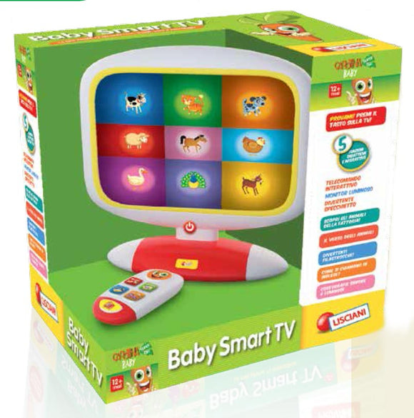 Carotina - Baby Smart Tv, Lisciani, Wigashop