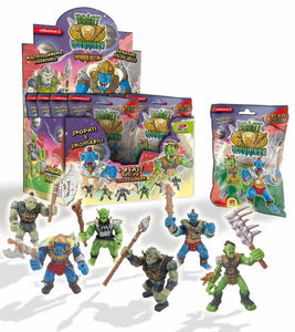 Beast Warriors 2 - Bustina 1 Figurina - Wigashop