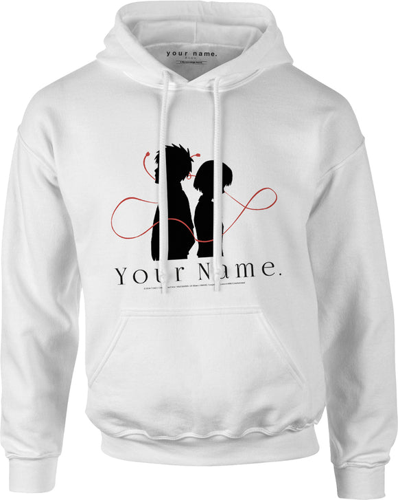 Your Name. - Logo (Felpa Unisex Tg. S), Dynit, Wigashop