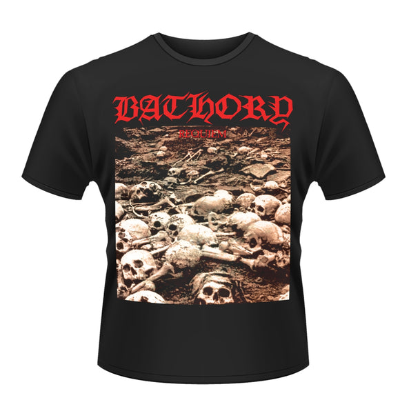 Bathory - Requiem Front & Back Print (T-Shirt Unisex Tg. M) - Wigashop