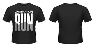 Awolnation - Run (T-Shirt Unisex Tg. S) - Wigashop
