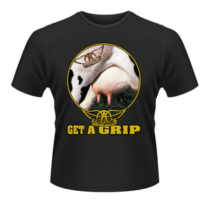 Aerosmith - Get A Grip (T-Shirt Unisex Tg. XL) - Wigashop