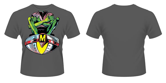2000ad Dan Dare - Mekon Head (T-Shirt Unisex Tg. 2XL) - Wigashop
