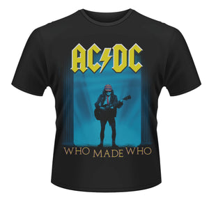 Ac/Dc - Who Made Who (T-Shirt Unisex Tg. L) - Wigashop