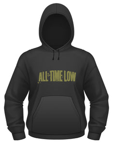 All Time Low - Holds It Down (Felpa Cappuccio Unisex Tg. L) - Wigashop