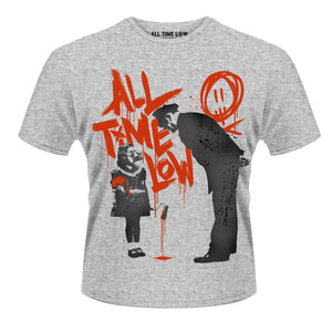 All Time Low - Naughty (T-Shirt Unisex Tg. 2XL) - Wigashop