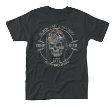 Black Label Society - Doom Trooper (T-Shirt Unisex Tg. L) - Wigashop