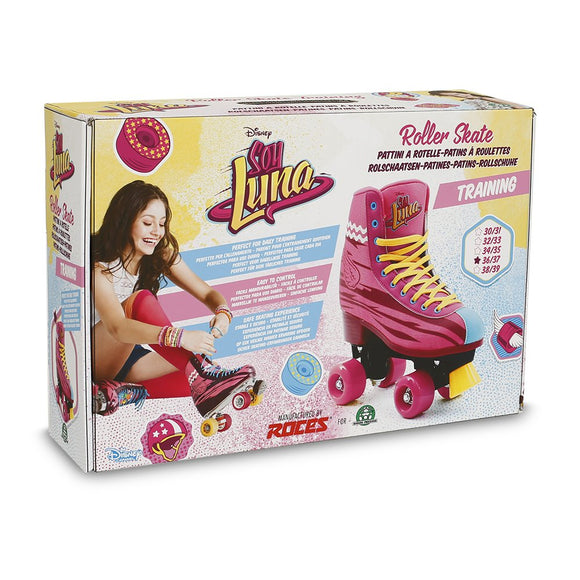 Soy Luna - Pattini Training By Roces Taglia 36/37, Giochi Preziosi, Wigashop